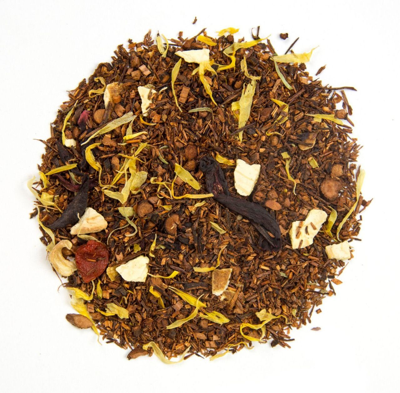Rooibos / Honeybush Orange Citron Bio